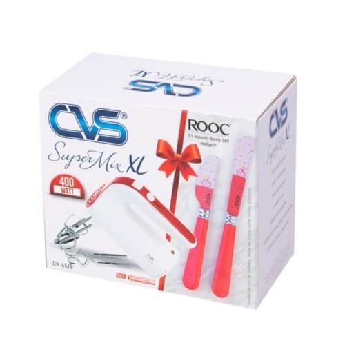 Cvs DN 4518 SuperMix XL 400 W Mikser + Kahvaltı Bıçağı 2'li
