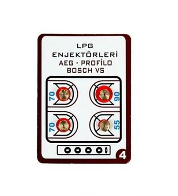 Lpg Ocak Memesi̇ Enjektörü Vestel Dönüşüm İçi̇n Ne Lazimsa Hepsi